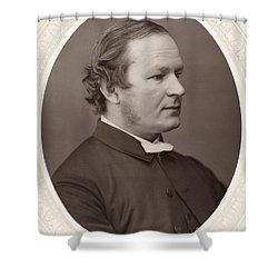 Frederic William Farrar Shower Curtain by Granger