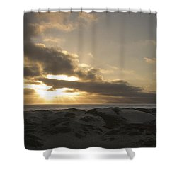 From Above Shower Curtain by Heidi Smith