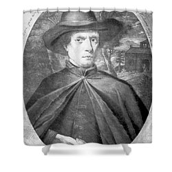 Fr�re Jacques Beaulieu, French Shower Curtain by Science Source