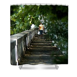 Fume Tevere Shower Curtain