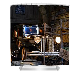 Gangsters Shower Curtain