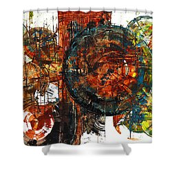 Gaurdian  02.101511 Shower Curtain