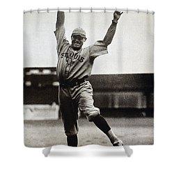 George Sisler (1893-1973) Shower Curtain by Granger