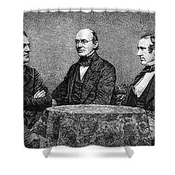 George Thompson (1804-1878) Shower Curtain by Granger