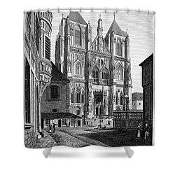 Germany: Regensburg, 1823 Shower Curtain by Granger