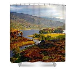 Glen Strathfarrar Shower Curtain