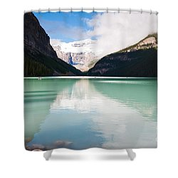Gorgeous Lake Louise Shower Curtain by Cheryl Baxter