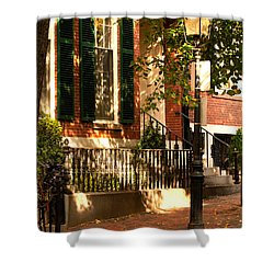 Grand Residence Shower Curtain