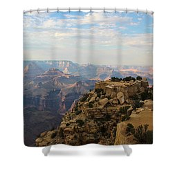 Grand Scene Shower Curtain by Heidi Smith
