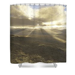 Great Valley Shower Curtain