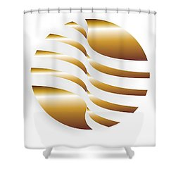 Gv029 Shower Curtain