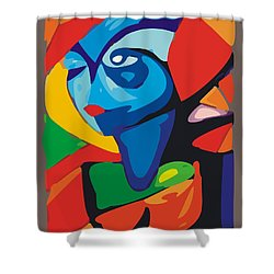 Gv032 Shower Curtain
