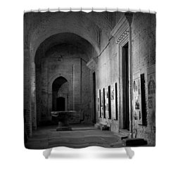 Hagia Sopia Shower Curtain by Lisa Parrish