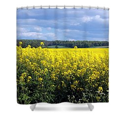 Hay Fever Shower Curtain