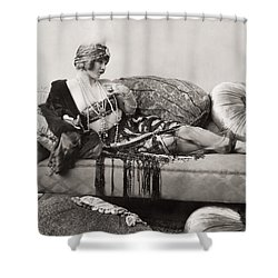 Heart Specialist, 1922 Shower Curtain by Granger