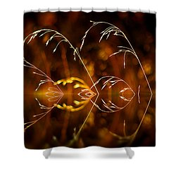 Shower Curtain featuring the photograph Heartbeat by Vicki Pelham