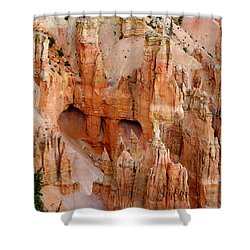 Shower Curtain featuring the photograph Hideaway  by Vicki Pelham