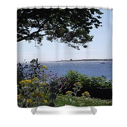 Hillside Beauty Shower Curtain