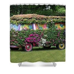Hippy Shower Curtain