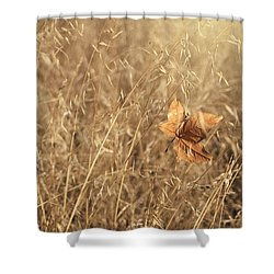 Hold Me Tenderly Shower Curtain by Laurie Search