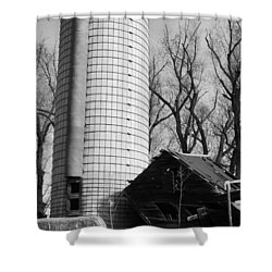Shower Curtain featuring the photograph Hold Me Up by Colleen Coccia