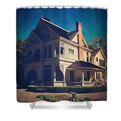 Home Shower Curtain by Laurie Search