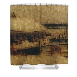 Hope For Fish Shower Curtain