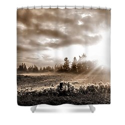 Hope II Shower Curtain