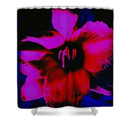 Shower Curtain featuring the photograph Hot by Carolyn Repka