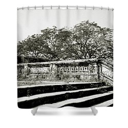 Hue  Shower Curtain