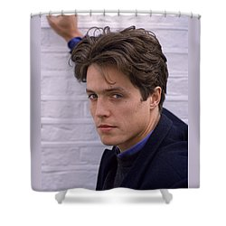 Hugh Grant Shower Curtain