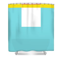 Hulo Shower Curtain