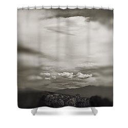I Dreamed That Love Would Never Die Shower Curtain by Laurie Search