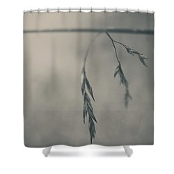 If You Lost Your Love For Me Shower Curtain by Laurie Search