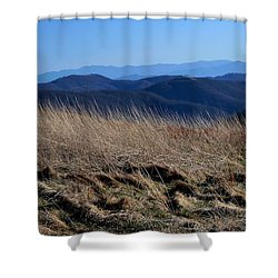 Illumined Shower Curtain