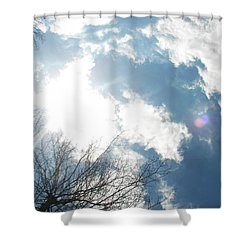 Shower Curtain featuring the photograph Imagination by Pamela Hyde Wilson