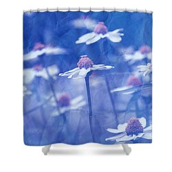 Imagine 06ht01 Shower Curtain by Variance Collections