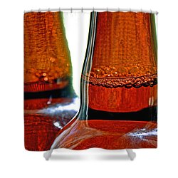 India Pale Ale Shower Curtain by Bill Owen