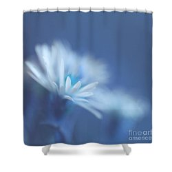 Innocence 11 Shower Curtain by Variance Collections