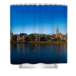 Inverness Waterfront Shower Curtain