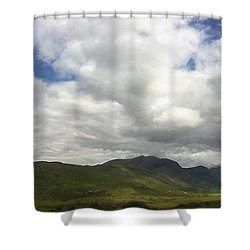 Ireland Panorama Shower Curtain