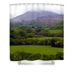 Irish Countryside II Shower Curtain