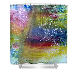 Irish Weather Shower Curtain by Tis Art