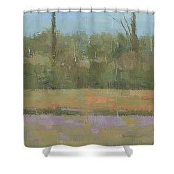 Island Twins Shower Curtain by Steve Mitchell
