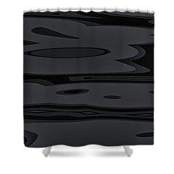 Iturortu Shower Curtain by Jeff Iverson