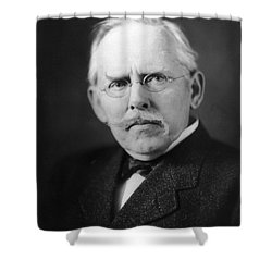 Jacob A. Riis (1849-1914) Shower Curtain by Granger