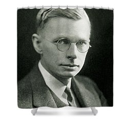 James B. Conant, American Chemist Shower Curtain by Science Source
