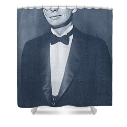 James Bryant Conant, American Chemist Shower Curtain by Science Source