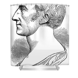 James Smithson (1765-1829) Shower Curtain by Granger