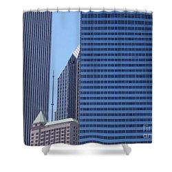 jammer Chicago 014 Shower Curtain by First Star Art